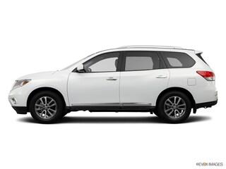 used 2014 Nissan Pathfinder SL SUV in Lafayette