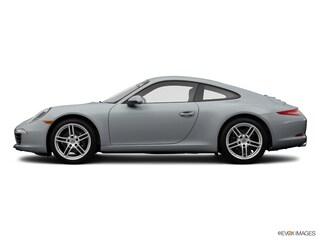 2014 Porsche 911 Carrera 2dr Cpe Carrera