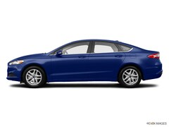 2014 Ford Fusion SE Sedan Front-Wheel Drive with Limited-Slip D