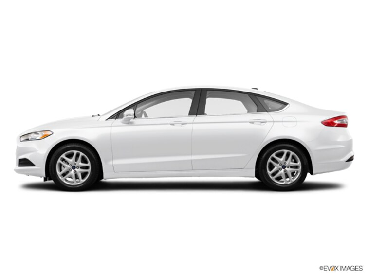 Used 2014 Ford Fusion SE Sedan in Torrance, California