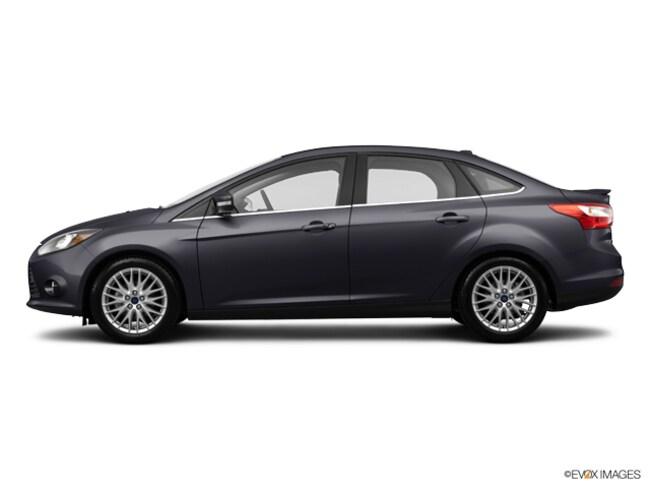 2014 Ford Focus Titanium Sedan for sale in Columbus, TX