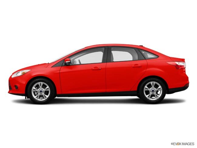 2014 Ford Focus 4dr Sdn SE Car