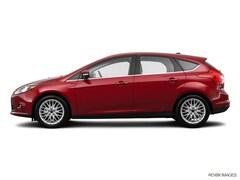 Used 2014 Ford Focus Titanium Hatchback 1FADP3N24EL208029 for Sale in Stafford, TX at Helfman Ford