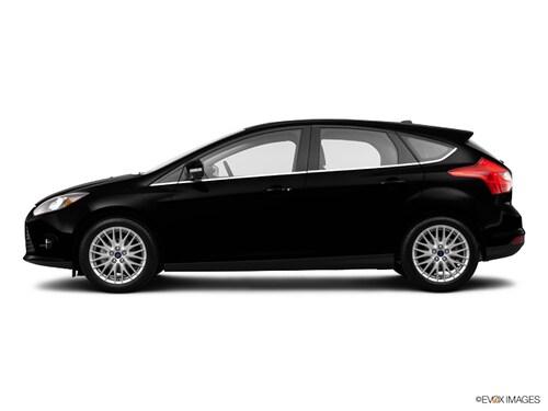 2014 Ford Focus Hatchback