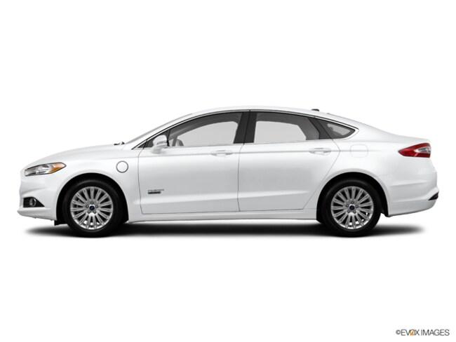 2014 Ford Fusion Energi SE Luxury Sedan