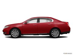 2014 Lincoln MKS Ecoboost Sedan 4D Sedan