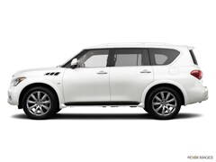 Used 2014 INFINITI QX80 with Theater Package SUV in Delray Beach, FL