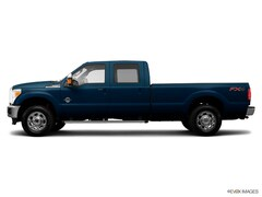 Used 2014 Ford F-250 Lariat Truck near Manchester, NH