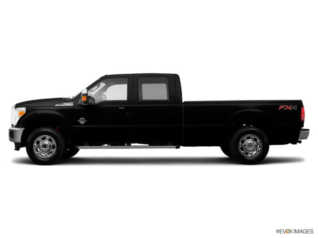 2014 Ford F-250 Super Duty Crew Cab Pickup