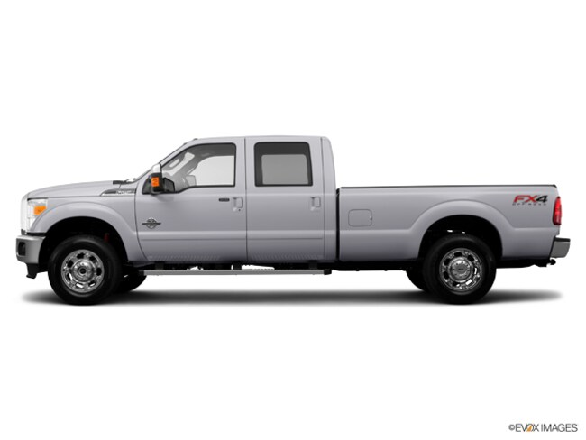 2014 Ford F-250 Crew Cab Truck