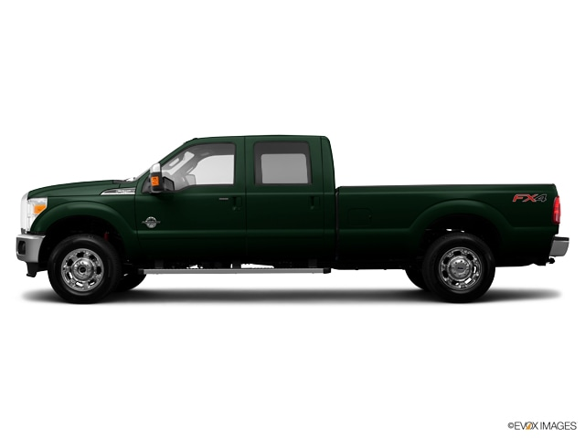 2014 Ford Super Duty F-250 SRW Lariat Four Wheel Drive Pickup Truck