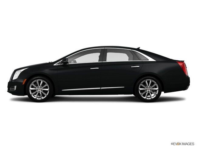 2014 Cadillac XTS Luxury Sedan for sale at Terry Auto Group