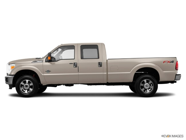 2014 Ford F-350 Crew Cab Truck