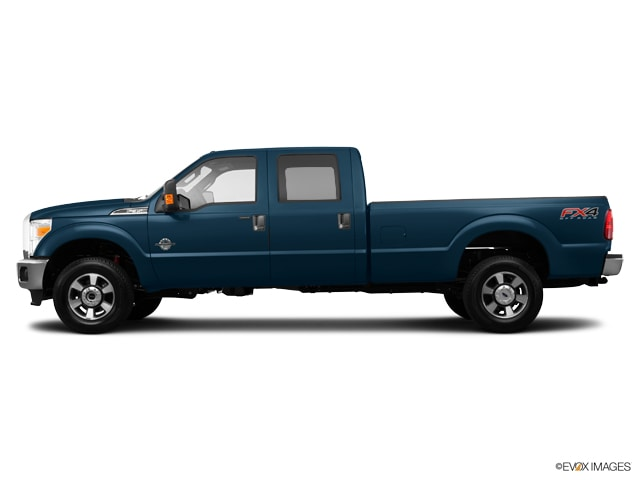 2014 Ford F-350 Crew Cab Pickup