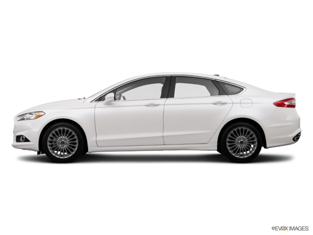 Used 2014 Ford Fusion Titanium FWD For Sale in Greater