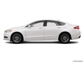 Used 2014 Ford Fusion Titanium Sedan 3FA6P0K94ER279077 for sale in Metter, GA at Metter Ford