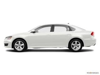 used 2014 Volkswagen Passat 1.8T Sedan for sale in Savannah