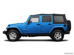 2014 Jeep Wrangler Unlimited Freeedom SUV