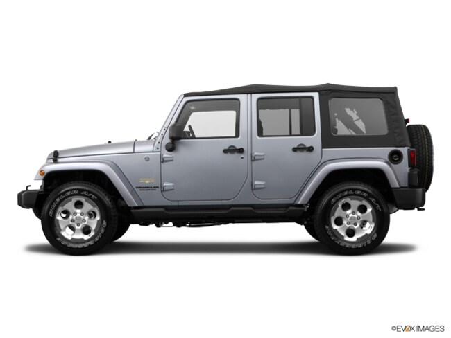 2014 Jeep Wrangler Unlimited Sport 4WD  Sport