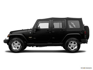 2014 Jeep Wrangler Unlimited Dragon Edition SUV