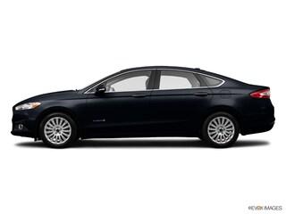 2014 Ford Fusion Hybrid SE Sedan