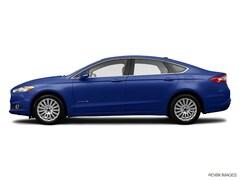 Used 2014 Ford Fusion Hybrid SE Sedan for sale in Cranston, RI