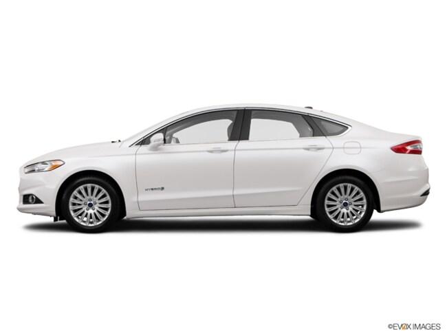 Used 2014 Ford Fusion SE Hybrid Sedan For Sale Susanville, CA