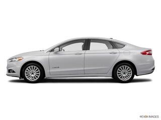 2014 Ford Fusion Hybrid S Sedan