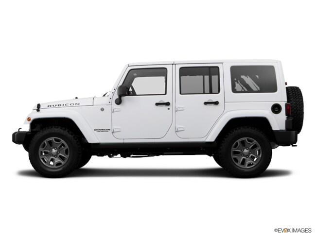 2014 Jeep Wrangler Unlimited Rubicon SUV
