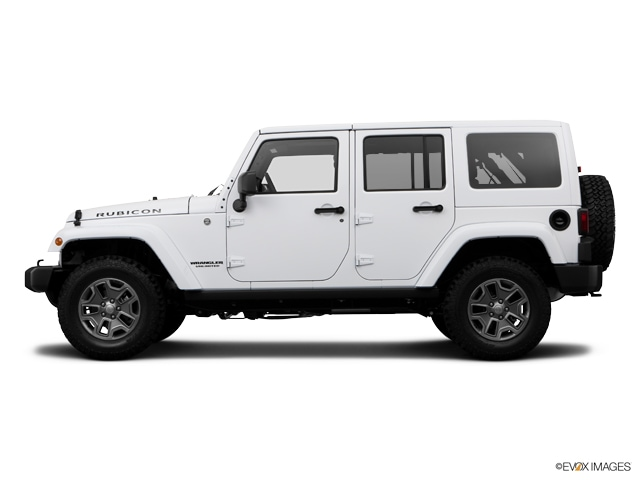 Used 2014 Jeep Wrangler Unlimited Rubicon 4x4 SUV Knoxville