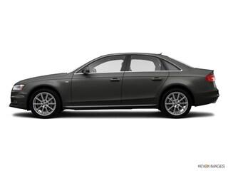 2014 Audi A4 2.0T Premium (Multitronic) Sedan