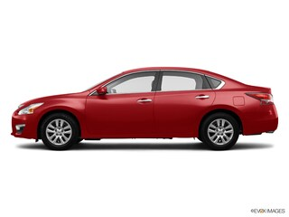 Bargain Used 2014 Nissan Altima 2.5 S Sedan for sale near you in Logan, UT