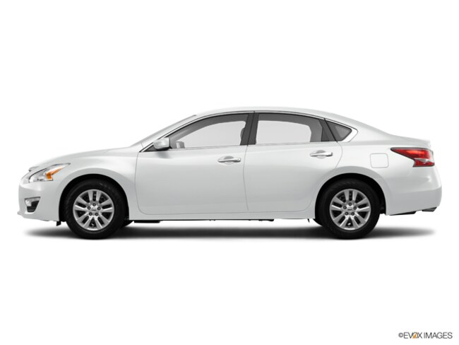 2014 Nissan Altima 4dr Sdn I4 2.5 S Car