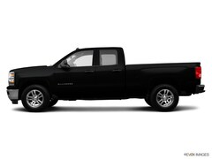 Pre-Owned 2014 Chevrolet Silverado 1500 LT Truck Double Cab for sale in Lima, OH