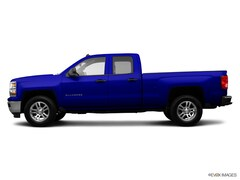 Used 2014 Chevrolet Silverado 1500 LT Truck Double Cab for sale in Denton, TX