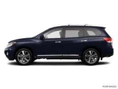 2014 Nissan Pathfinder 4WD 4dr Platinum Sport Utility
