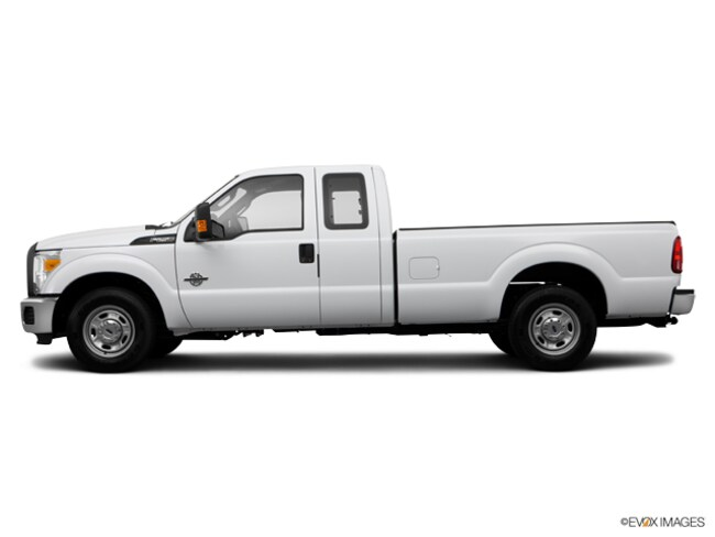 2014 Ford F250SD Supercab 4WD