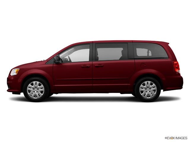 2014 Dodge Grand Caravan SE 30th Anniversary Mini-van, Passenger