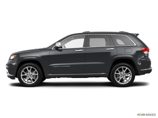 2014 Jeep Grand Cherokee 4WD 4dr Summit Sport Utility