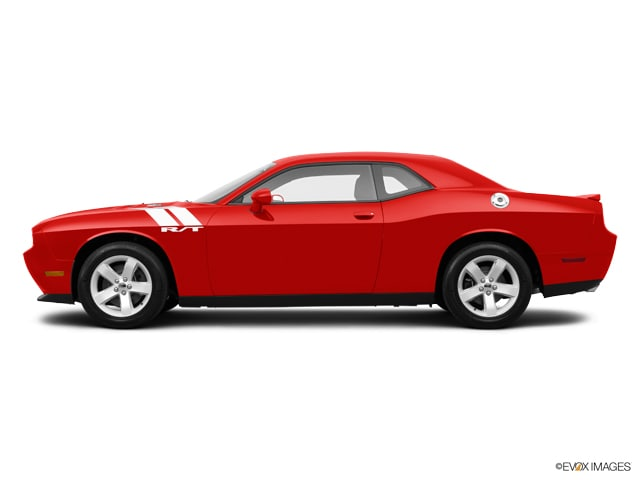 2014 Dodge Challenger R/T Coupe