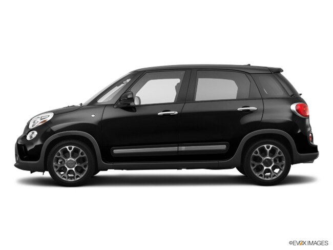 Used 2014 FIAT 500L Trekking Sedan in Staten Island