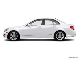 Pre-Owned 2014 Mercedes-Benz C-Class C 250 Sport Sedan for sale in McKinney, TX