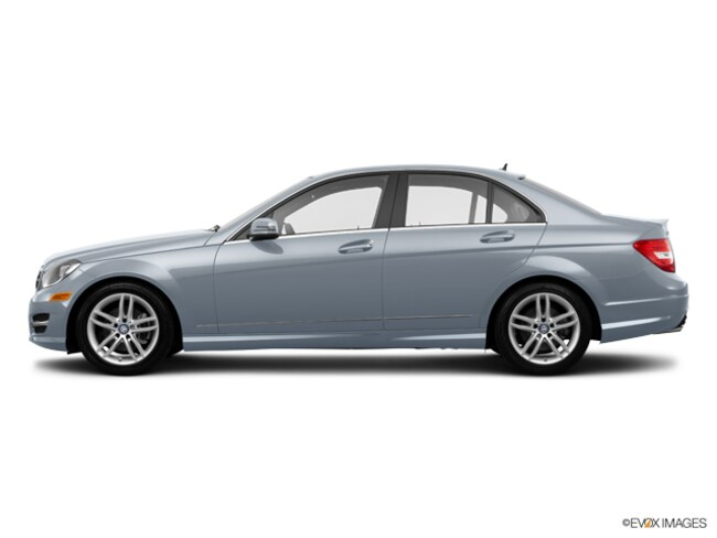 2014 Mercedes-Benz C-Class C 250 Luxury Sedan