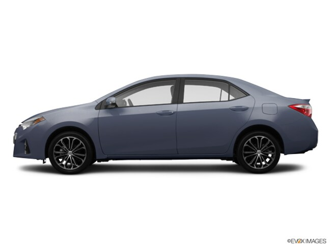 Used 2014 Toyota Corolla S Sedan in Chicago