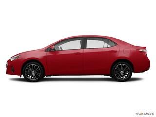 2014 Toyota Corolla S Premium Sedan FWD 1.8L