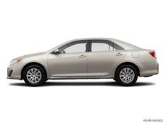 2014 Toyota Camry LE Sedan