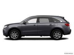 2014 Acura MDX 3.5L Advance Pkg w/Entertainment Pkg SH-All-wheel