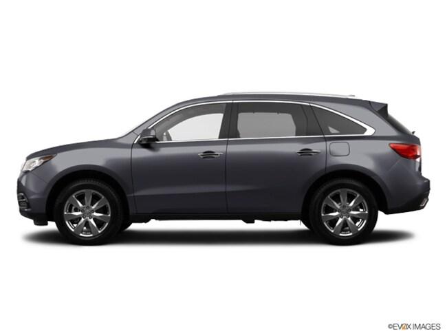 2014 Acura MDX 3.5L Advance Pkg w/Entertainment Pkg SH-AWD SUV