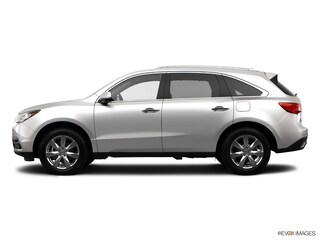 Used 2014 Acura MDX MDX SH-AWD with Advance and Entertainment Packages SUV PX3360A Waldorf MD