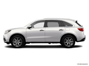 2014 Acura MDX MDX SH-AWD with Advance and Entertainment Packages